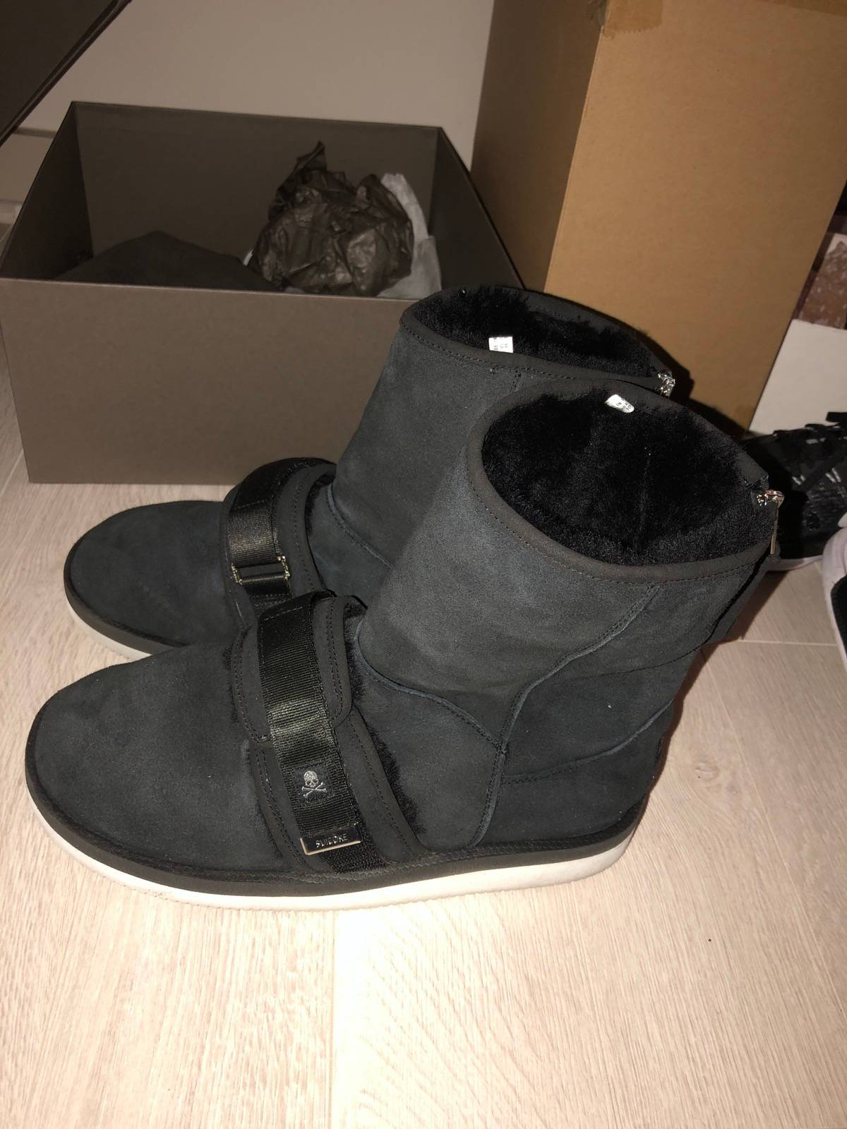 261c9e13cdd6 Mastermind Japan Mastermind World x Suicoke ELS-VM2 Boot Size 11 - Boots  for Sale - Grailed