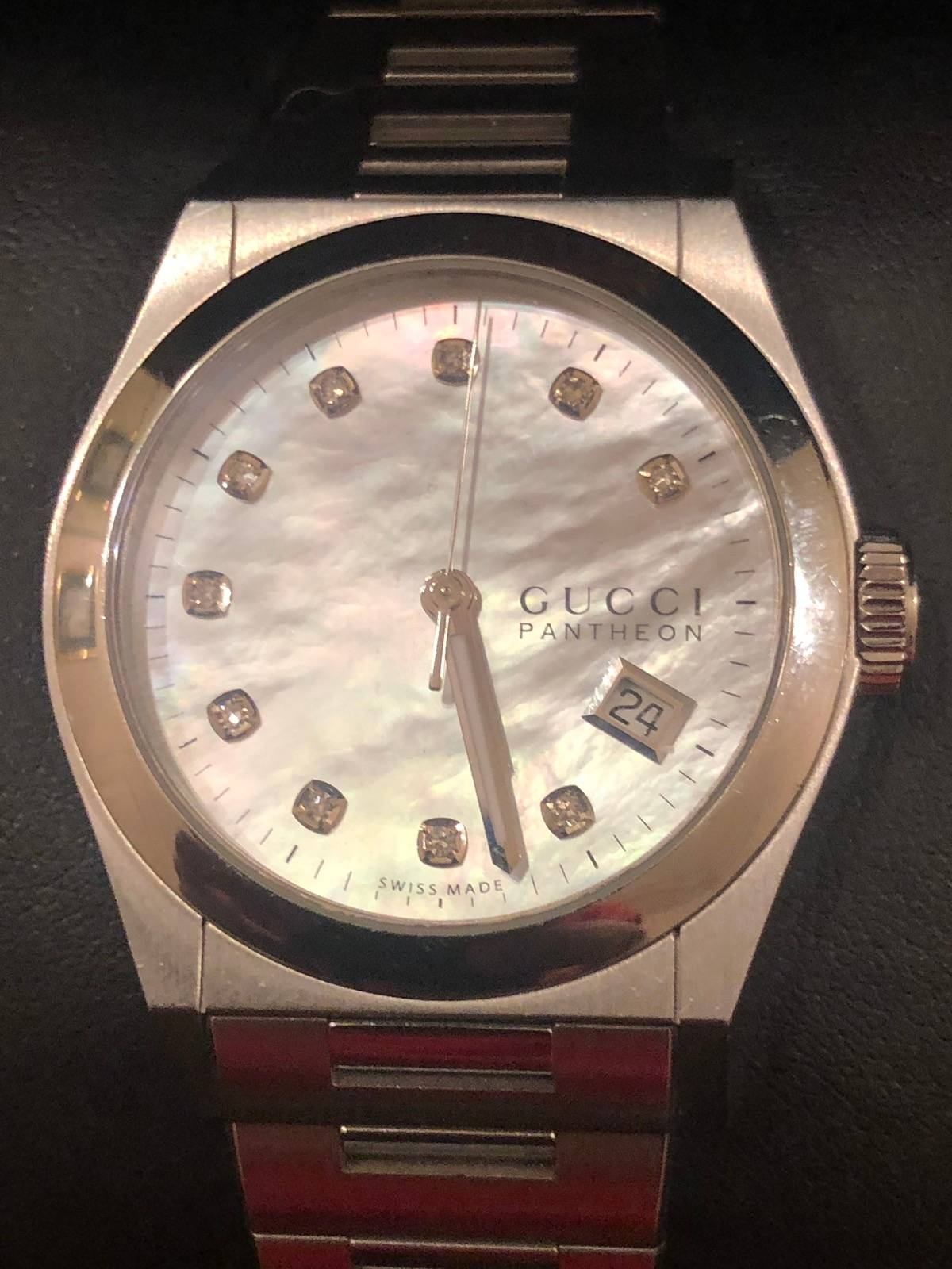 6a589dfb962 Gucci Gucci Watch X Pantheon Size one size - Jewelry   Watches for ...