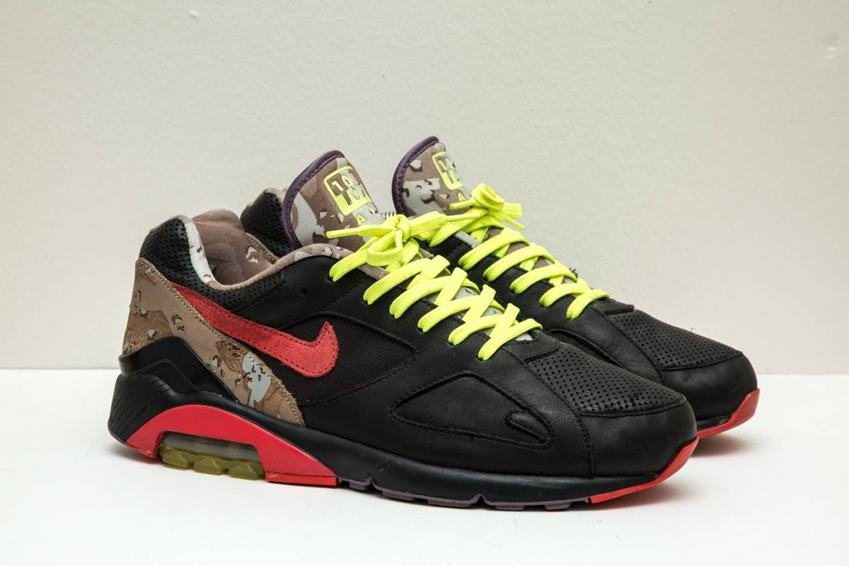 detailed look af7d3 7feb9 Nike Nike Air max 180 Premium Priority QK