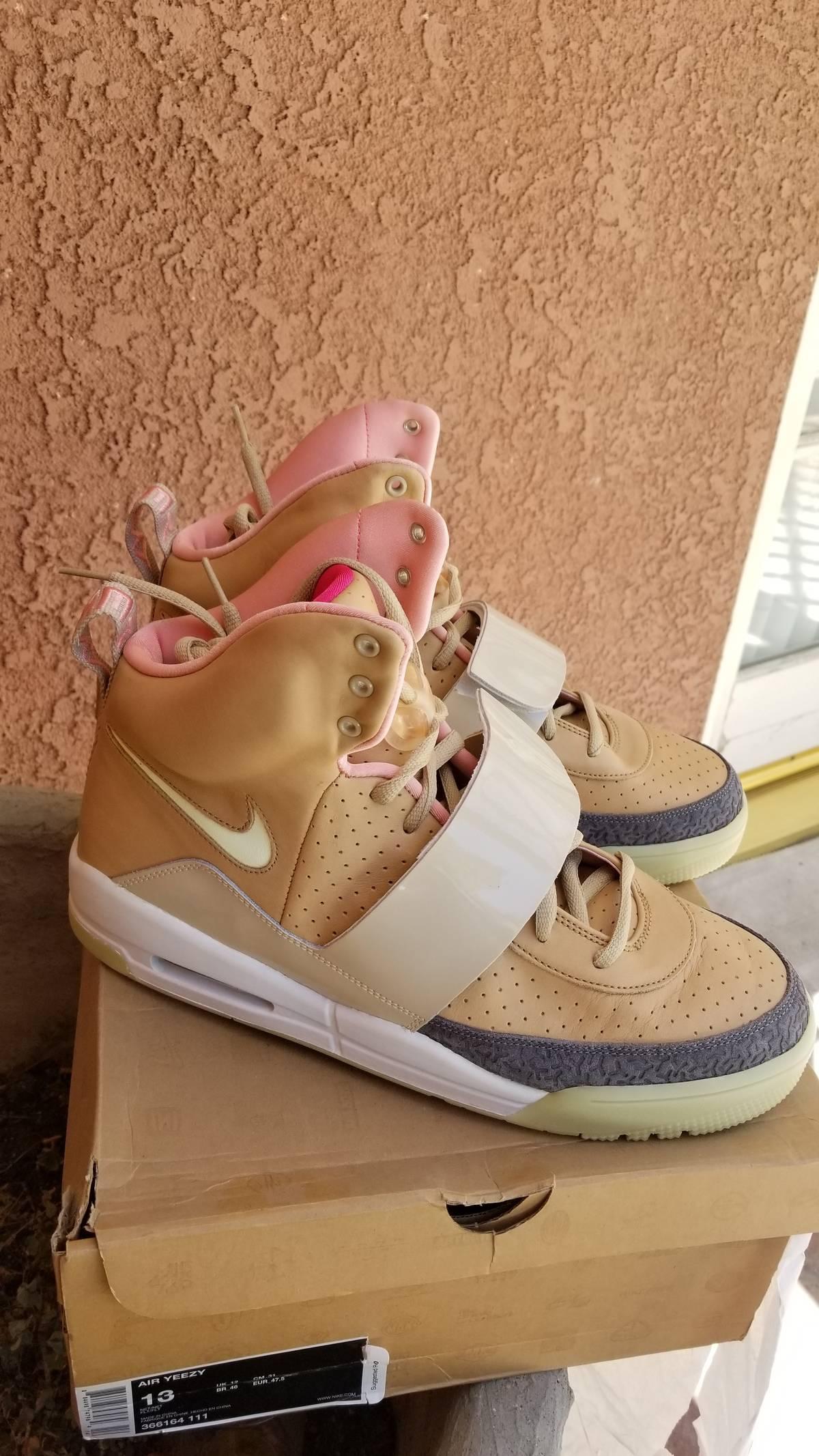 e945f5485e100 Nike Air Yeezy 1 Net   Net Size 13 - Hi-Top Sneakers for Sale - Grailed