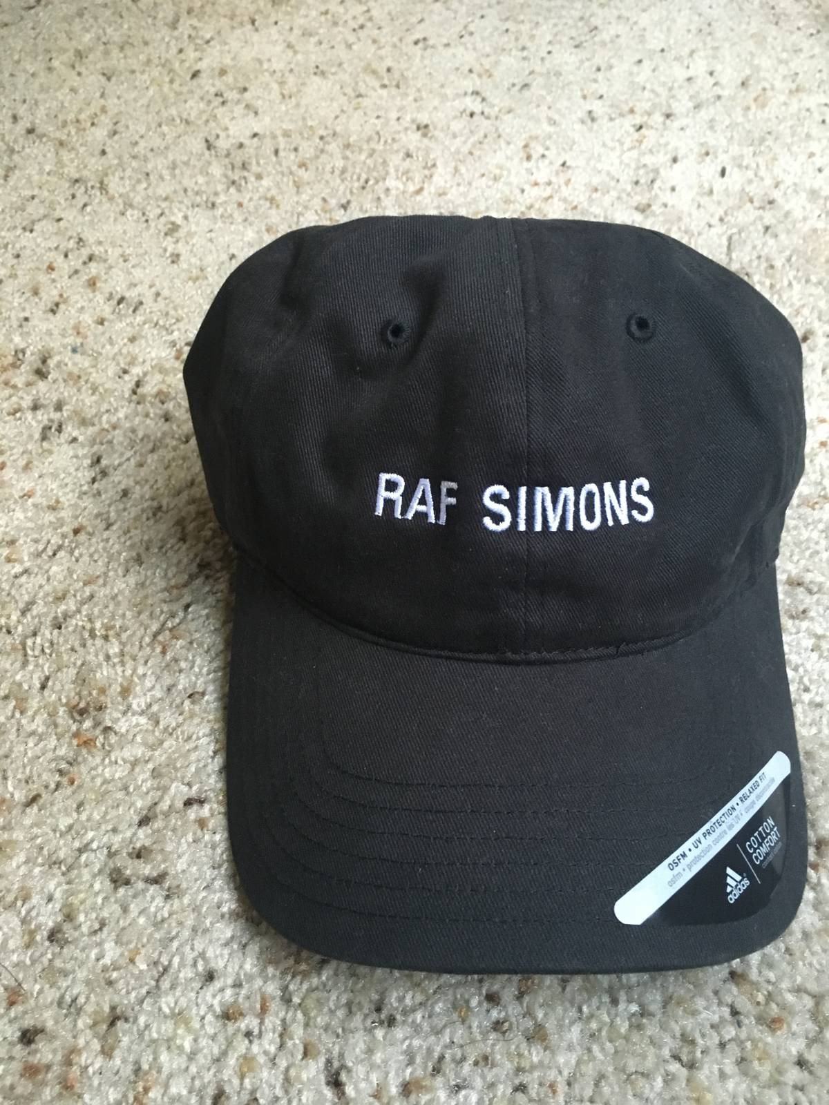 eadbe22e48742 Adidas Raf Simons Hat Size One Hats Grailed