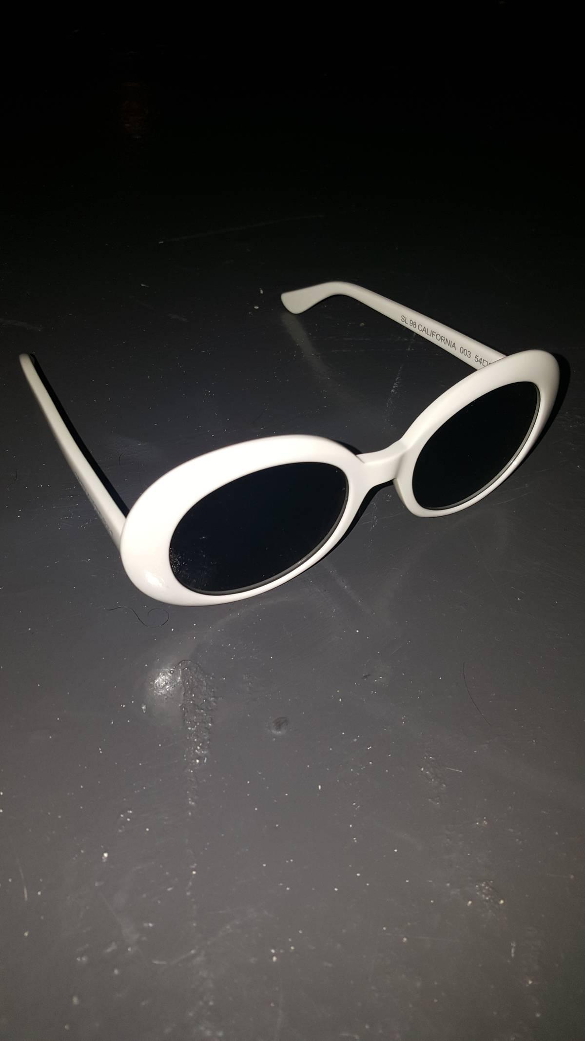 4261d780cc Yves Saint Laurent Sunglasses California 98 White Size one size ...