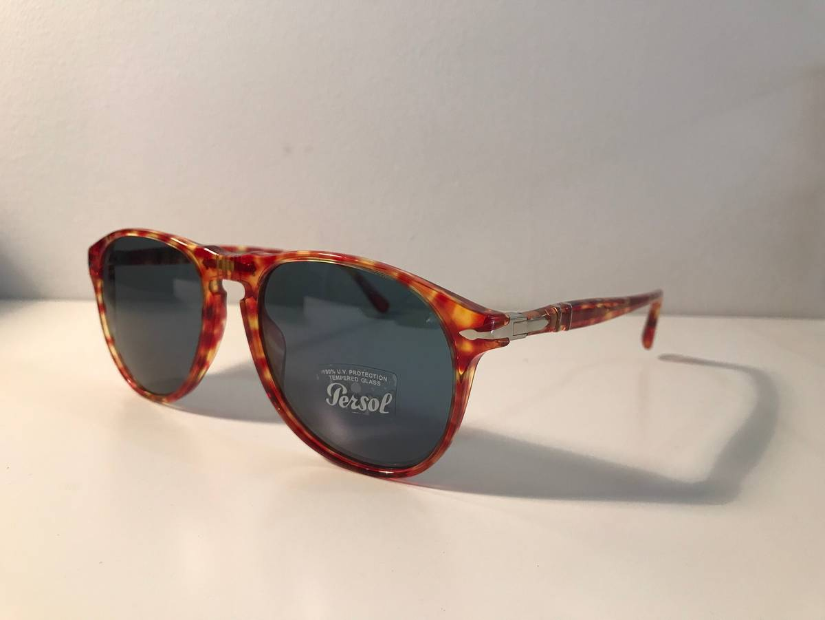 6b7e2afc8f Persol PO6649S 106056 Red tortoise Size one size - Sunglasses for Sale -  Grailed