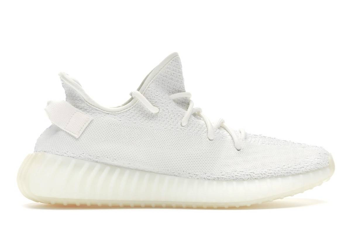 df2ab42088f27 Adidas Kanye West ×. adidas Yeezy Boost 350 V2 Cream Triple White