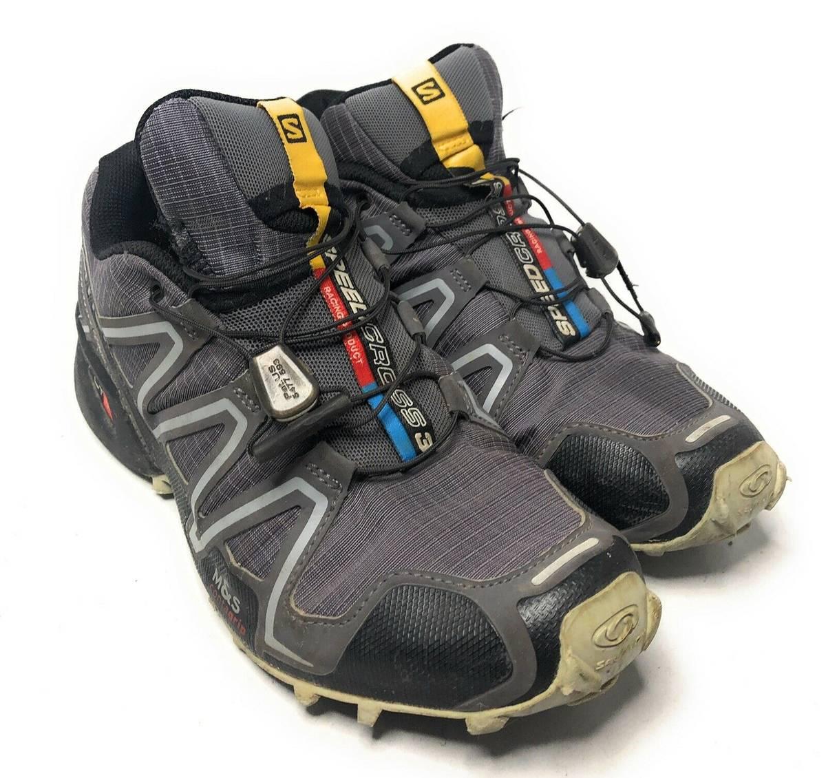 Salomon × Sneakers Salomon Speedcross 3 Men's Trail Running Shoes Size 7 $61