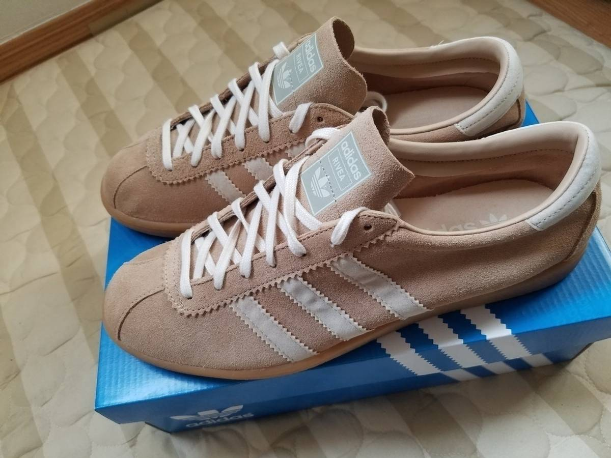 Adidas 2016 Tobacco Rivea Riviera Pale Nude Size 9 - Low-Top Sneakers for  Sale - Grailed db7958182