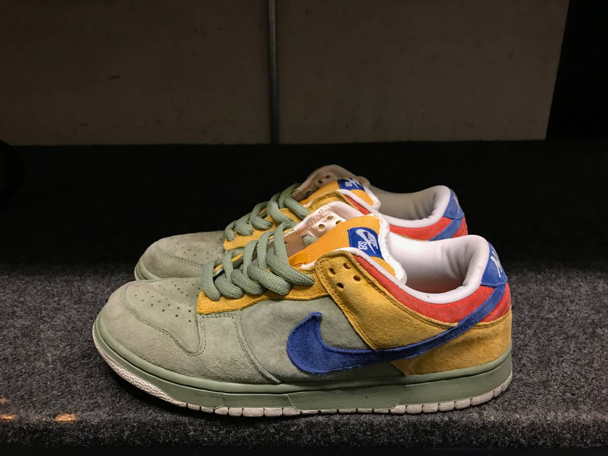 pretty nice 1a2d5 5a524 ... Nike 074f6ed Nike Dunk SB Low – Premium SB Puff n Stuff Size 9.5 - Low  ...
