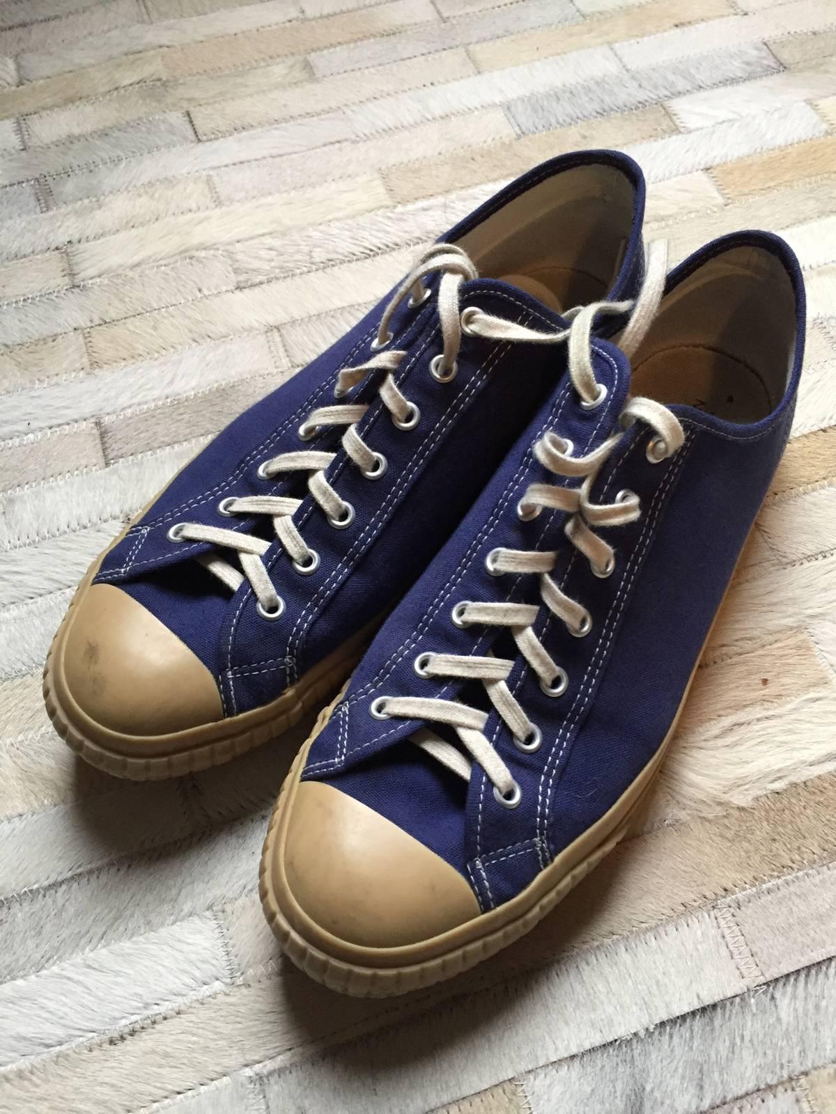 5e660c1b2dda0 John Lofgren Champion Sneakers Navy Size 9 - Low-Top Sneakers for Sale -  Grailed