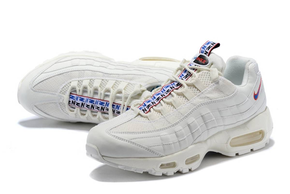 Nike     FINAL PRICE     Air Max 95 TT Pull Tab Pack Sail N Logo Size 13 -  Low-Top Sneakers for Sale - Grailed 13fb50e15