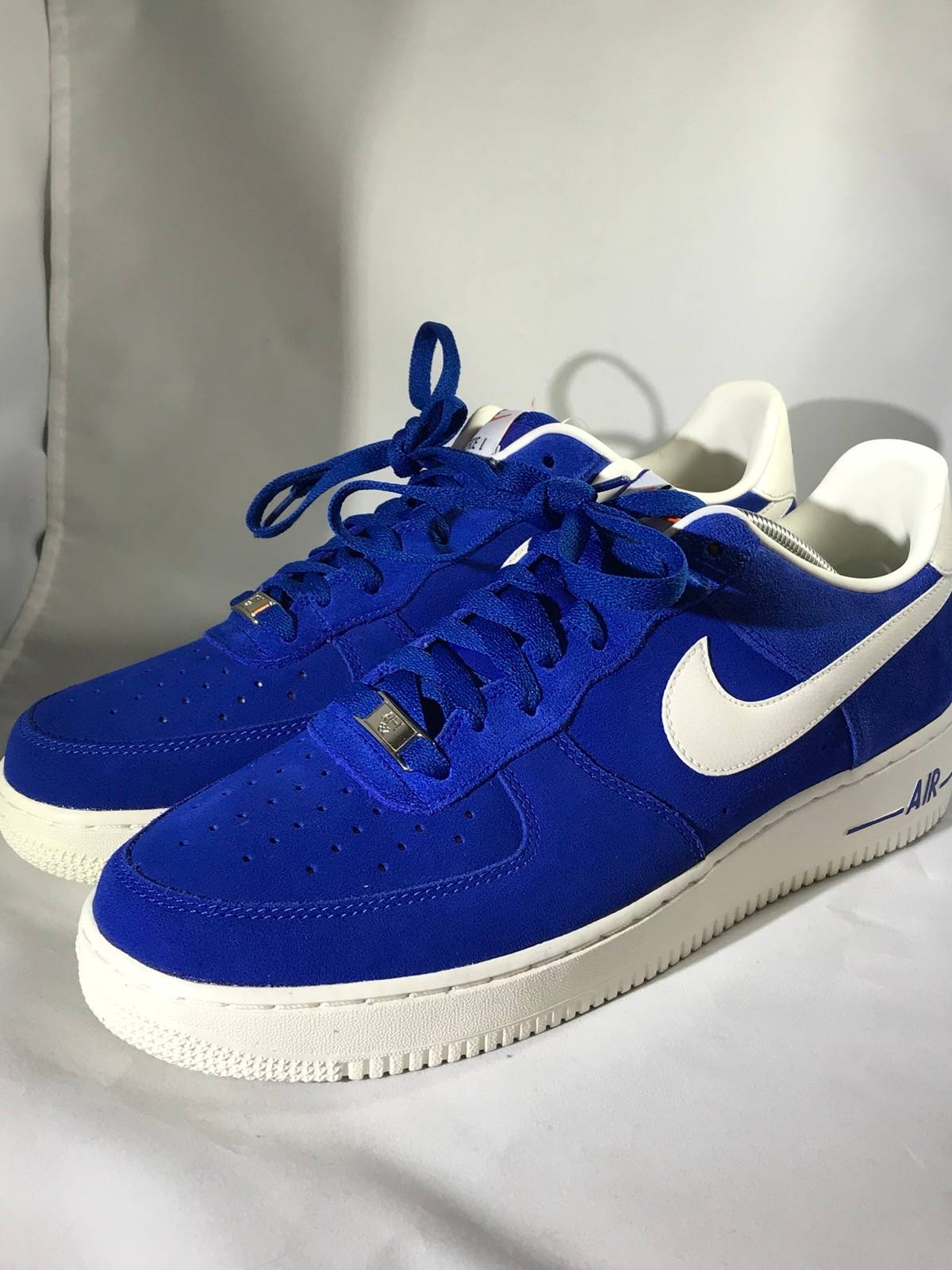 sports shoes c04f1 942cc Nike Dodger Blue Af1s Low Size 10 $80
