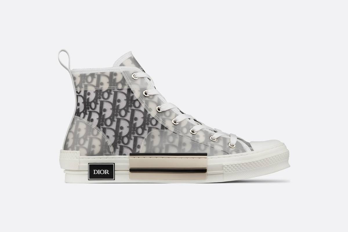 99afc2496bb8 Dior Dior Oblique B23 High-top Sneakers Size 9 - Hi-Top Sneakers for Sale -  Grailed