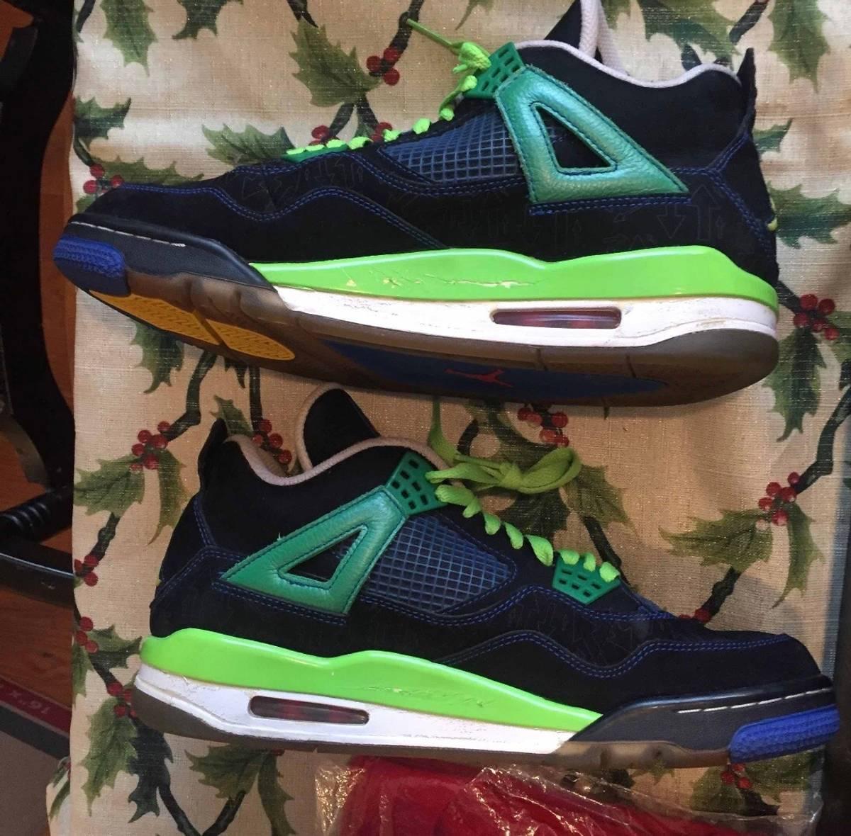 932973e92c0a Jordan Brand Doernbecher 4s Size 10 - Hi-Top Sneakers for Sale - Grailed