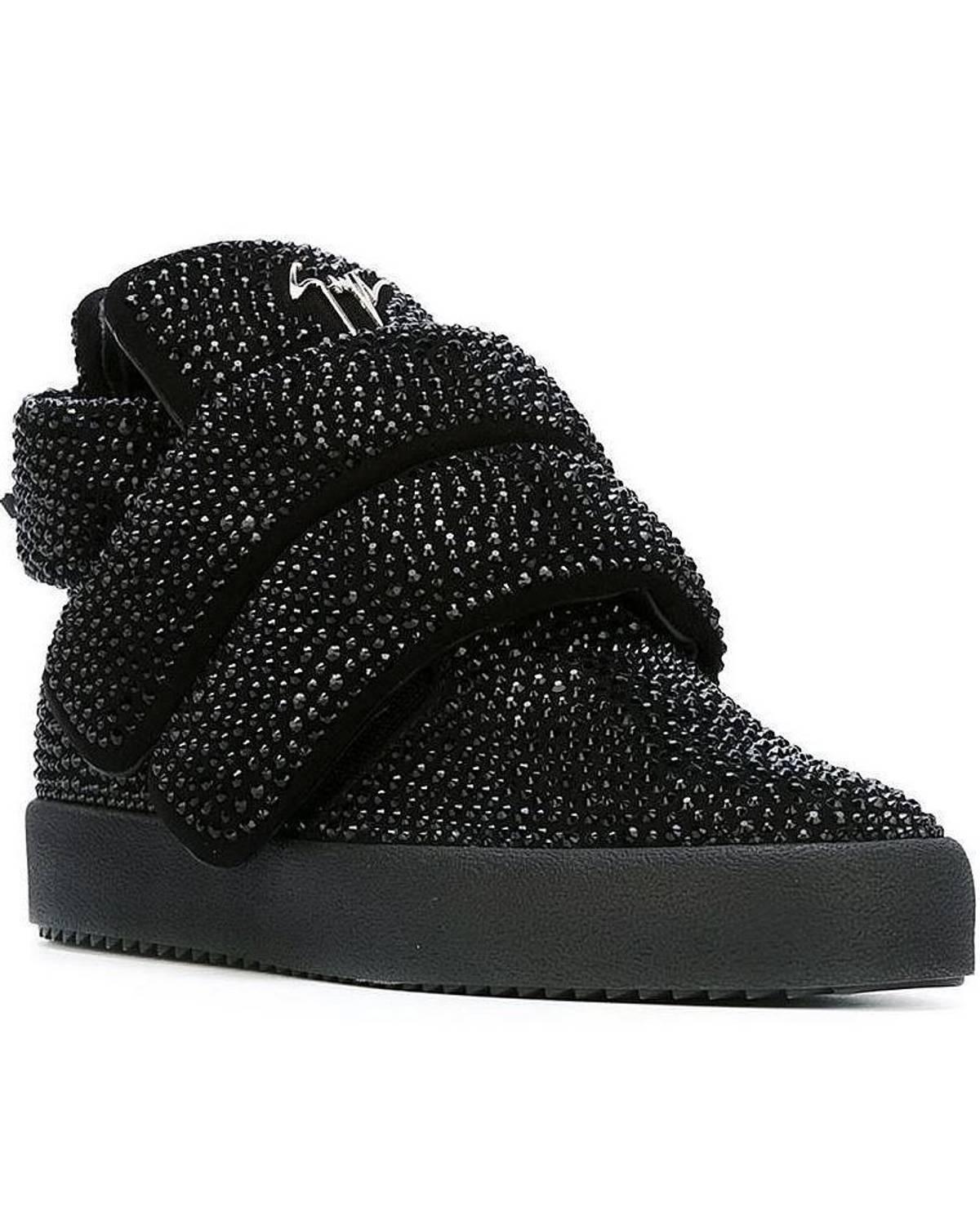 official photos cec65 9b93b Giuseppe Zanotti $2395 Authentic Rare Giuseppe Zanotti Yeezy Men's High Top  Fashion Sneakers Size 8 $1100
