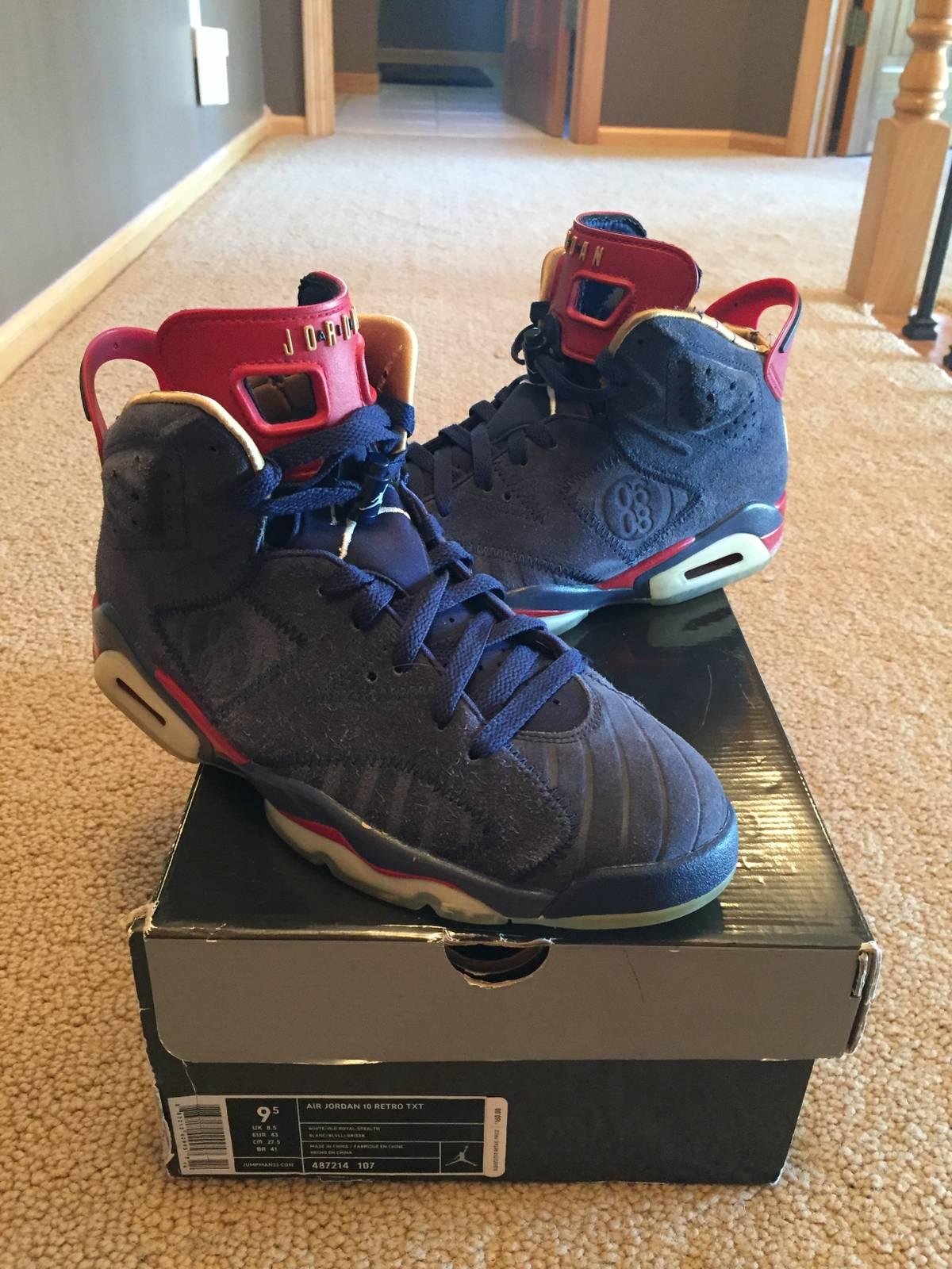 992fb404c6ac Jordan Brand Air Jordan Retro 6 Doernbecher DB Size 9 - Hi-Top Sneakers for  Sale - Grailed