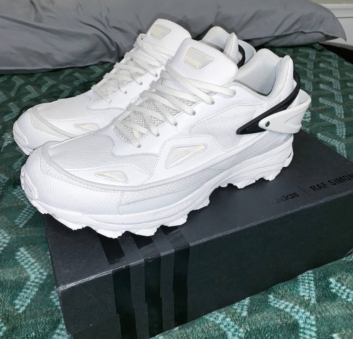 adidas By Raf Simons Synthetic Response Trail Robot Sneakers