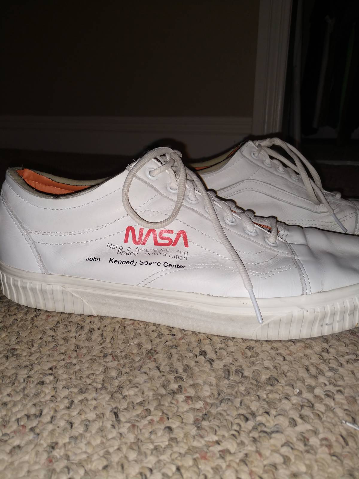 Vans NASA x Vans collab shoes Size 13 - Low-Top Sneakers for Sale - Grailed 436948b5a
