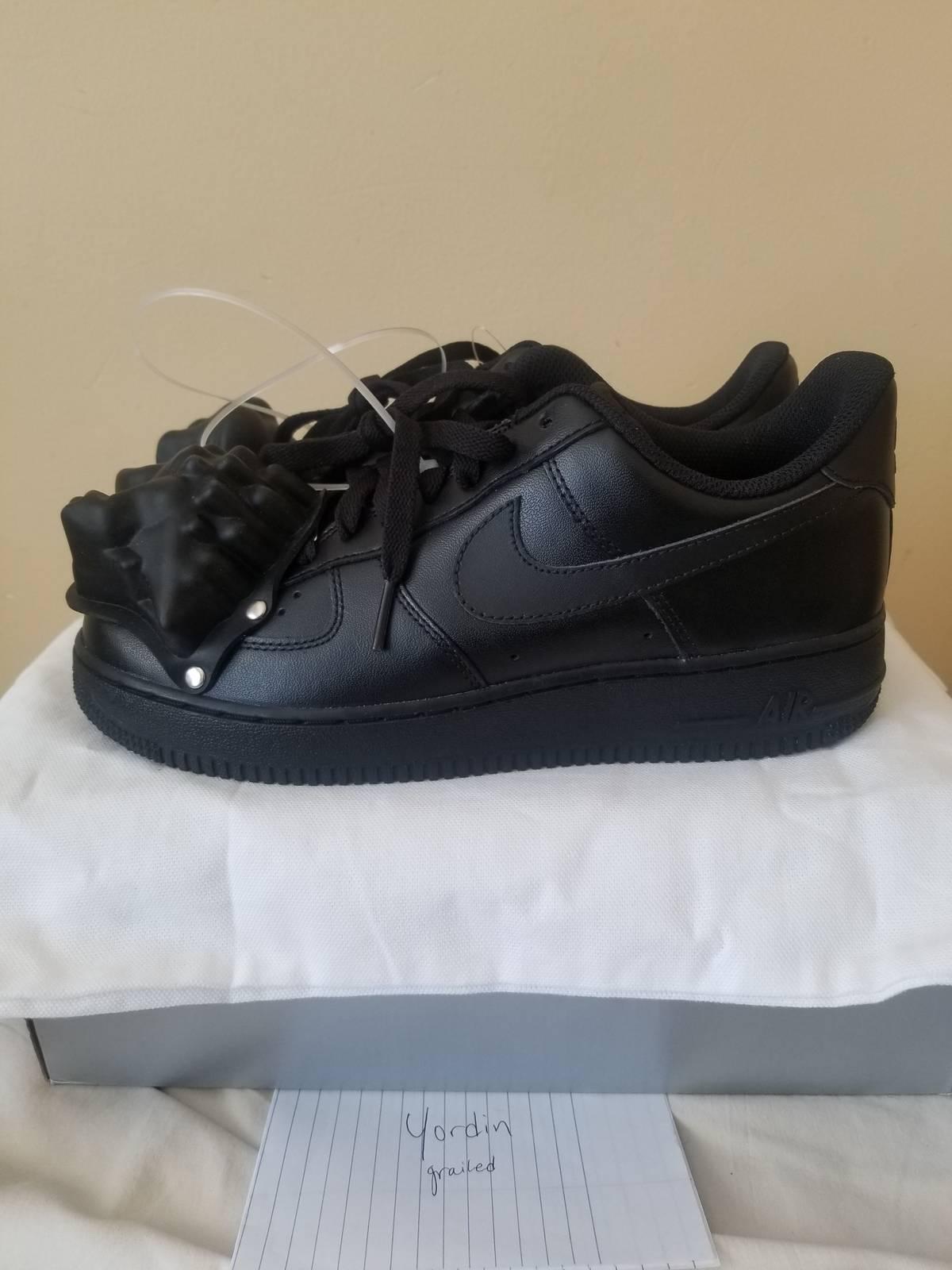 8a0315d5abee2 Nike Comme Des Garcons Homme Plus X Nike Air Force 1 Low Dinosaur ...