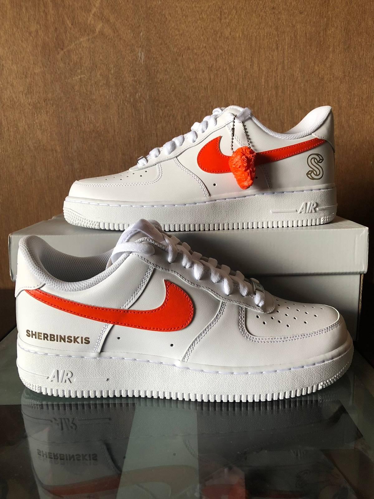 Nike Nike X Sherbinski Air Force One Size 9 $500