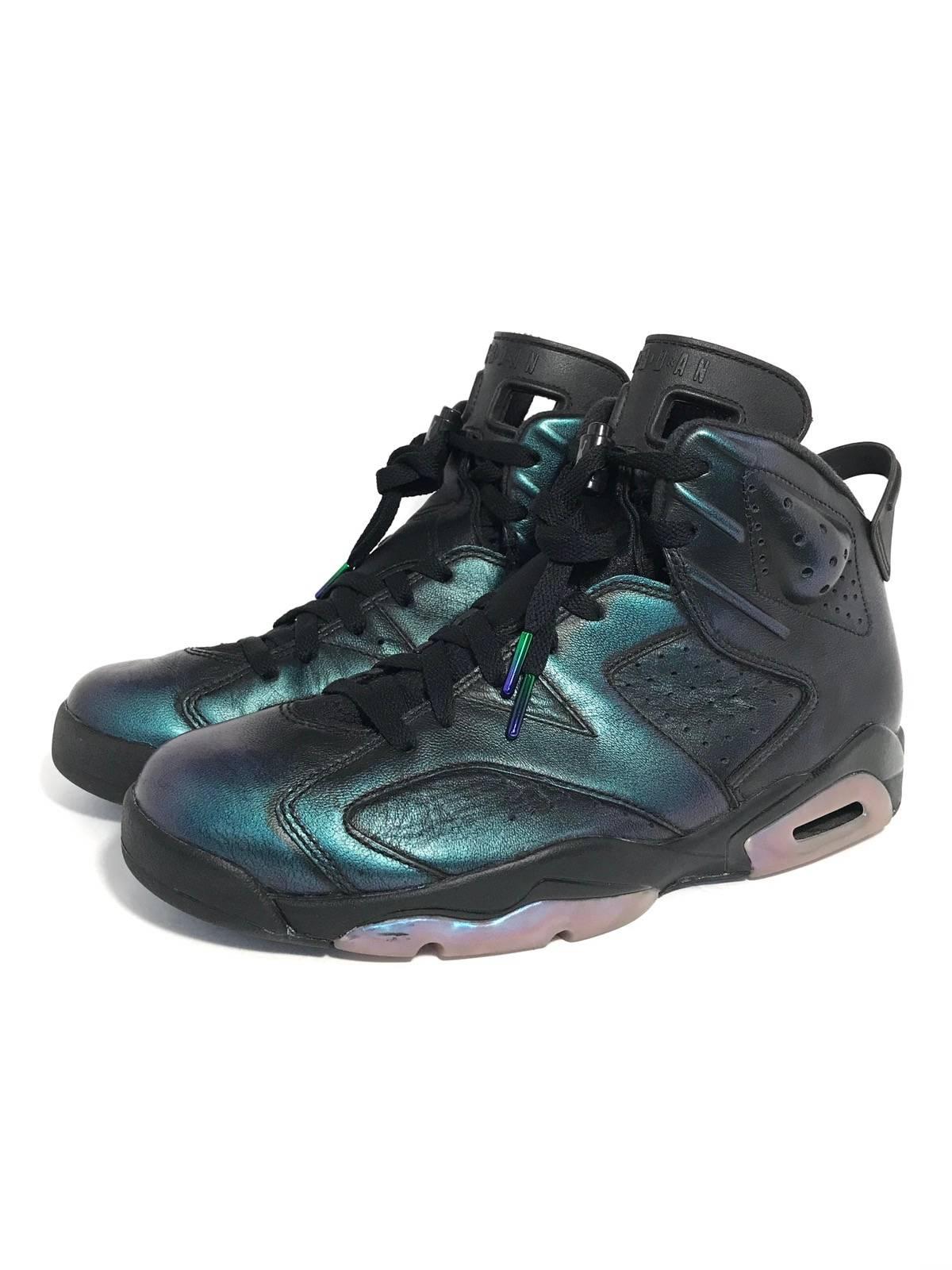 on sale e104a b1af3 Nike × Jordan Brand ×. Air Jordan 6 Retro All Star Chameleon