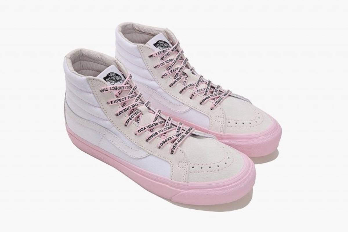 tani nowe niższe ceny nowe style Anti Social Social Club × Vans Assc Dsm Vans Hi Top White Size 11 $189