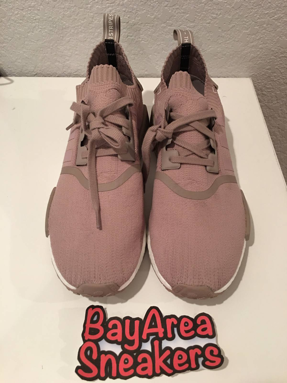 8c36aba2f8a02 Adidas NMD PK French Beige (vapour grey) Size 12.5 - for Sale - Grailed