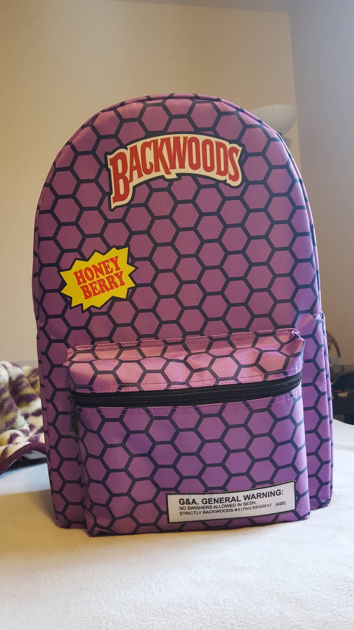 Custom Large Backwoods Backpack Size 46 $144