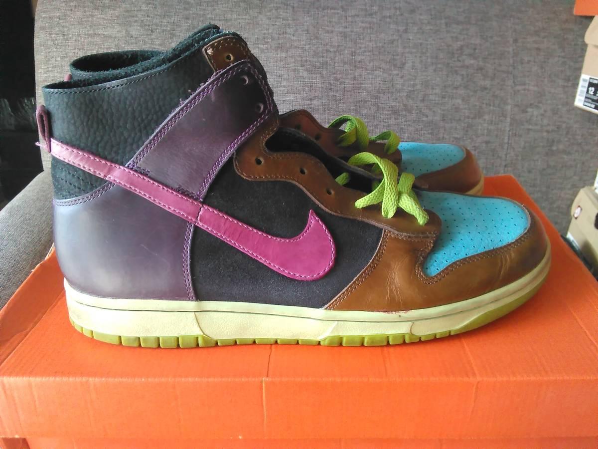 sale retailer 21c17 61ca6 Nike Nike Dunk Undftd NL Clerk Pack Size 12 - Hi-Top Sneakers for Sale -  Grailed