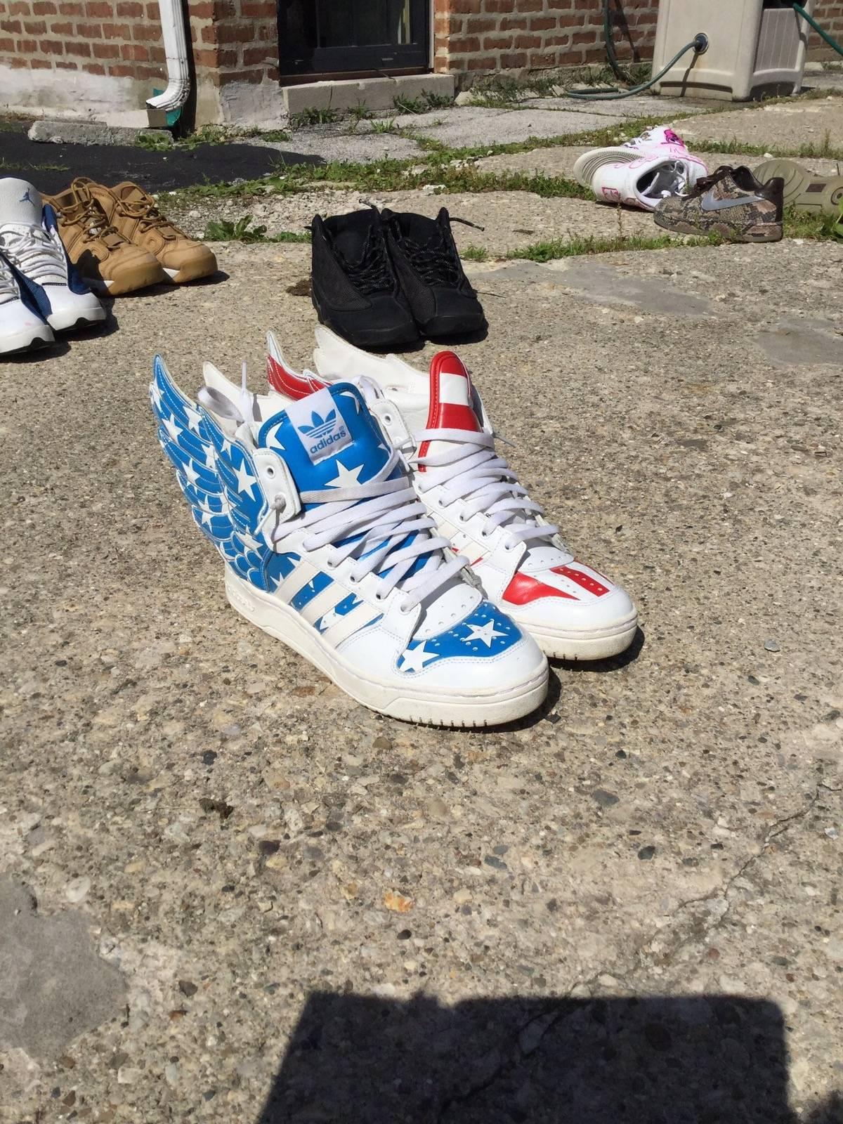 Adidas × Jeremy Scott Js Wings 2.0 Usa Size 9 $200