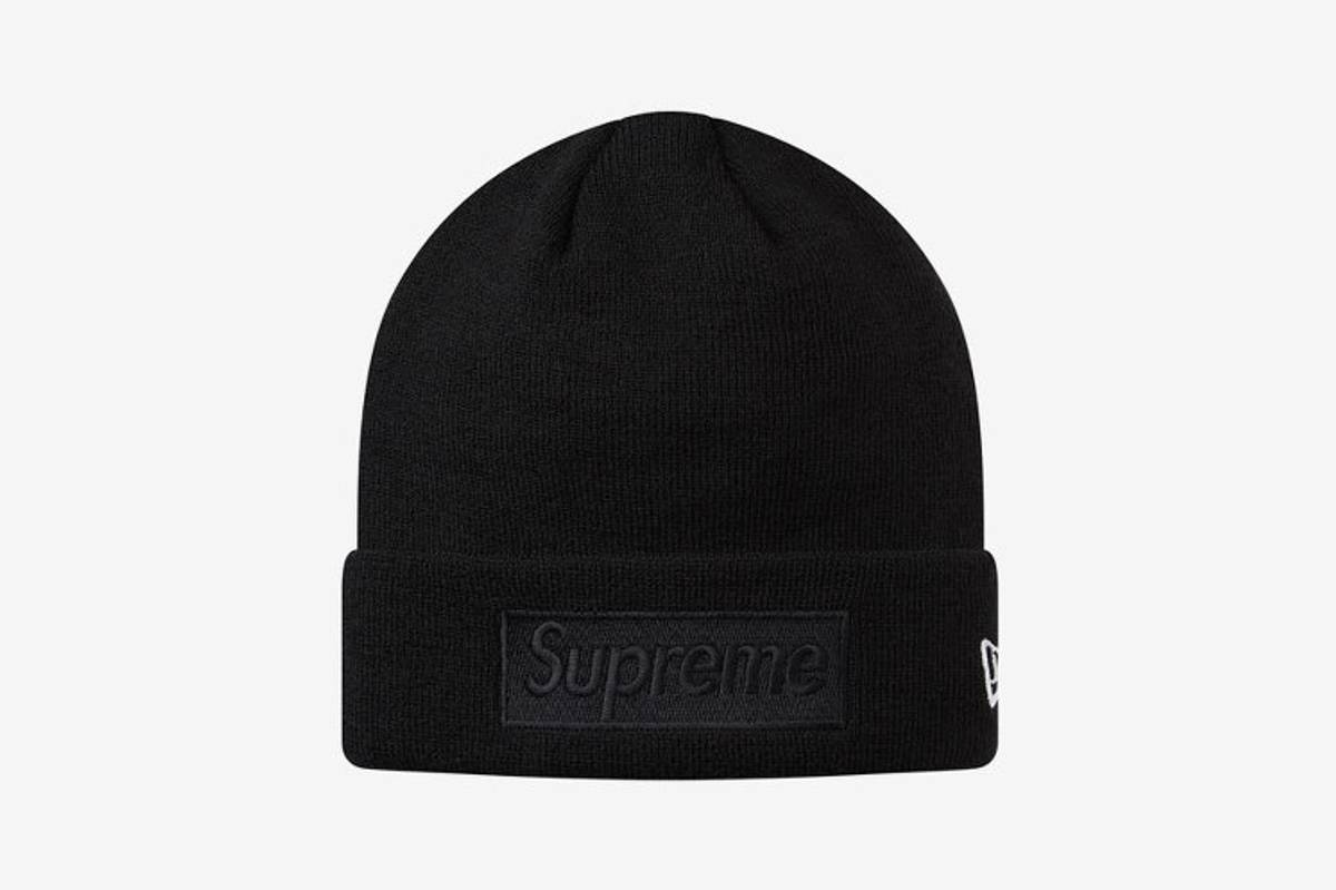 fd00765921e Supreme New Era Tonal Box Logo Beanie Size one size - Hats for Sale -  Grailed