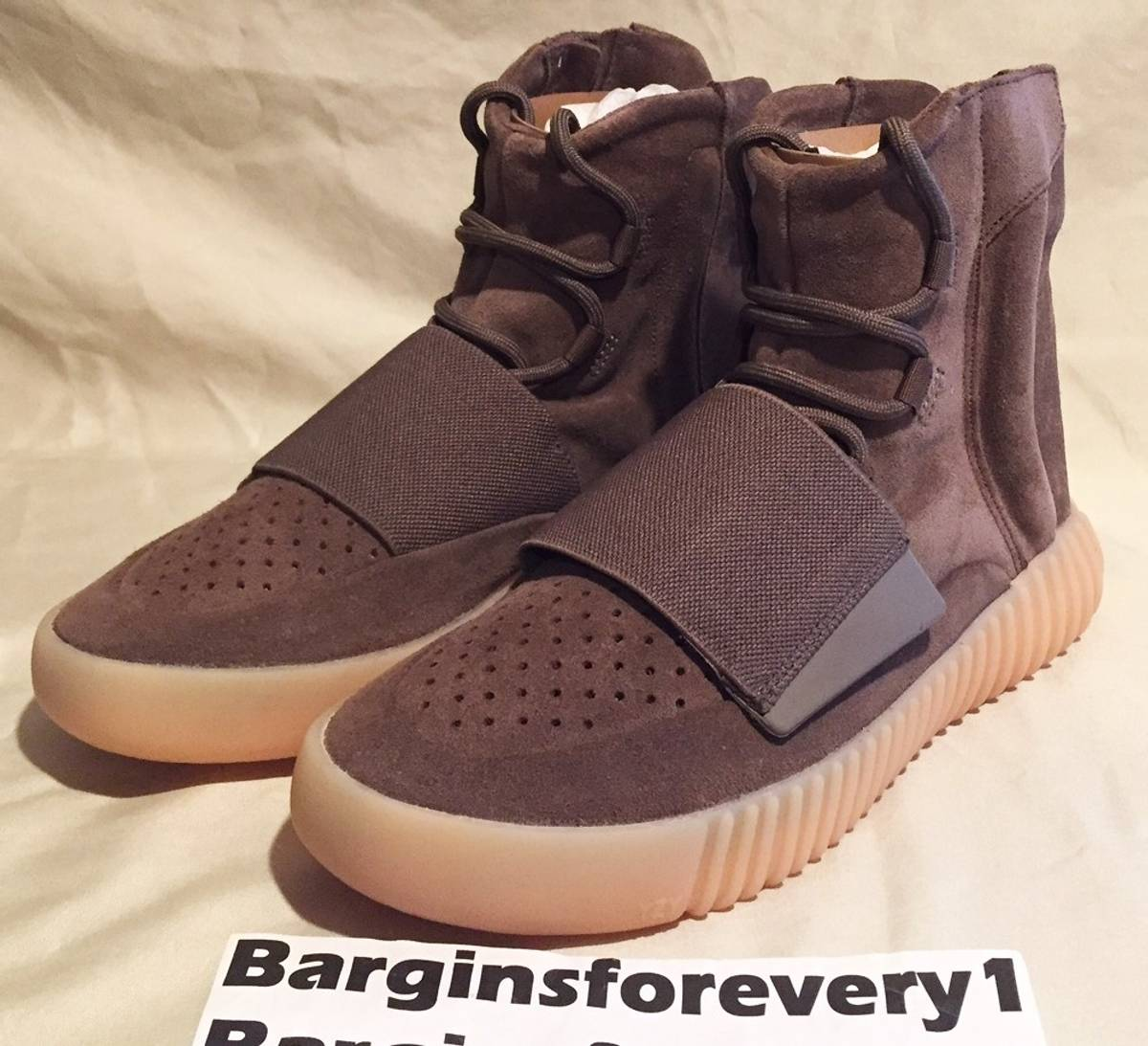 e3b71beb60c7 Adidas Kanye West Adidas Yeezy Boost 750 - Size 6.5 - Chocolate - Light  Brown Gum - BY2456 - Kanye Size 6.5 - Hi-Top Sneakers for Sale - Grailed