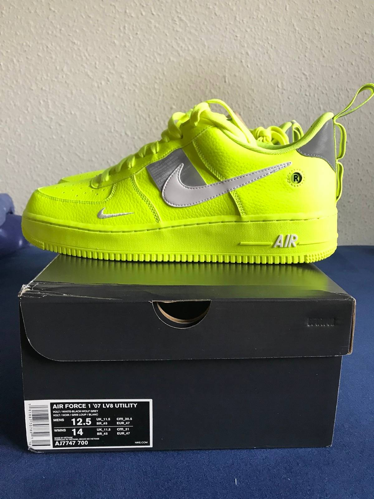 Nike Nike Air Force 1 07 Lv8 Utility Size 12.5 $180