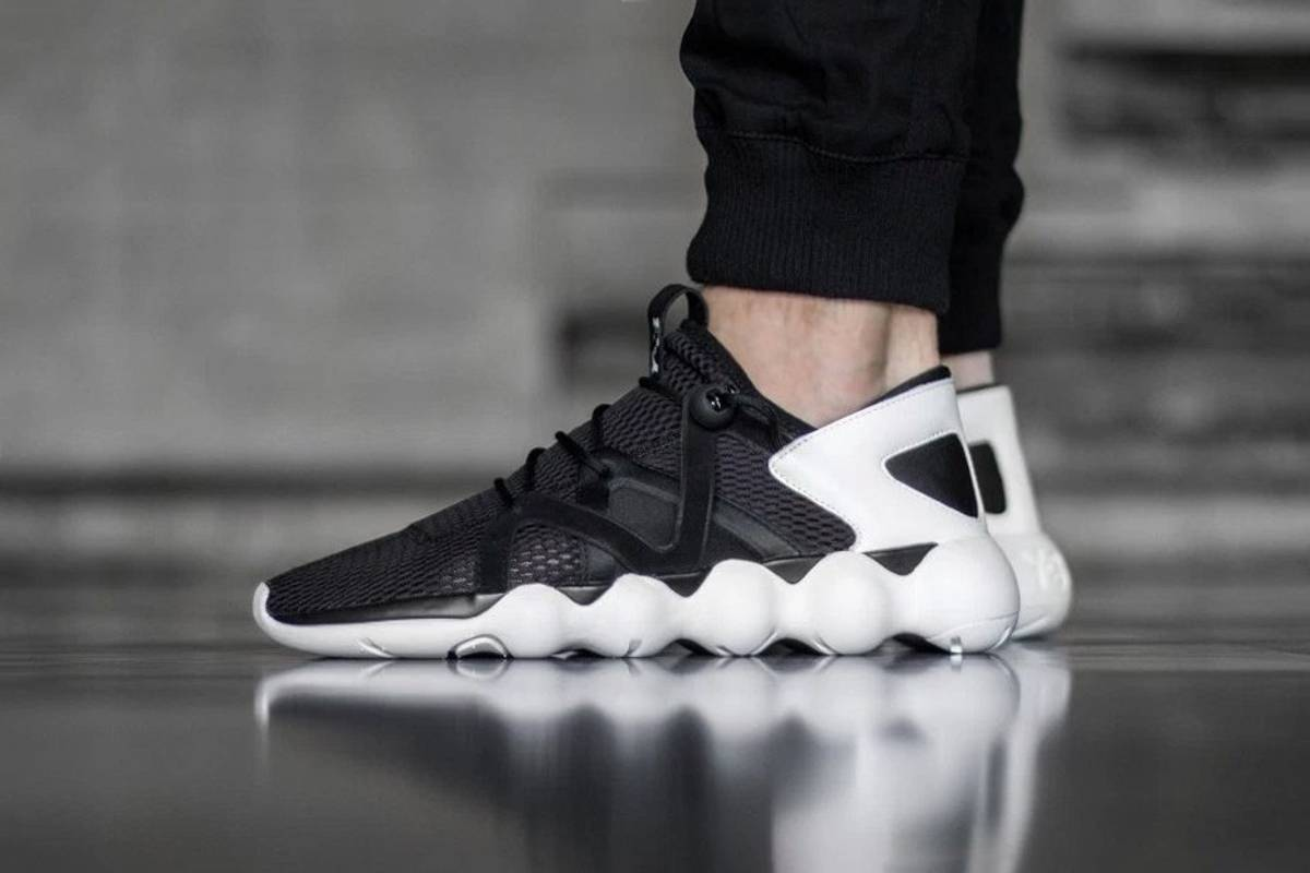 1b6e85014 Y-3 Kyujo Low Black and White Size 8 - Low-Top Sneakers for Sale ...