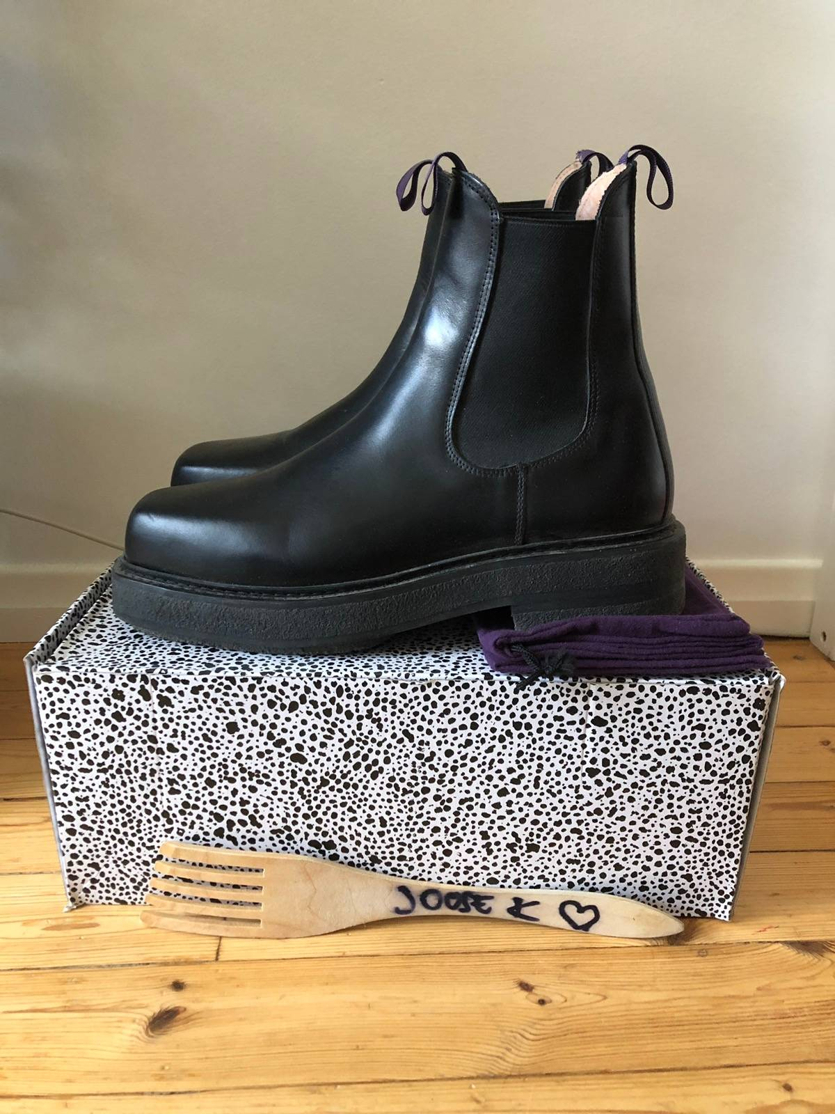 classic chic reliable reputation high quality guarantee Eytys Eytys Ortega Boots Size 12 $340
