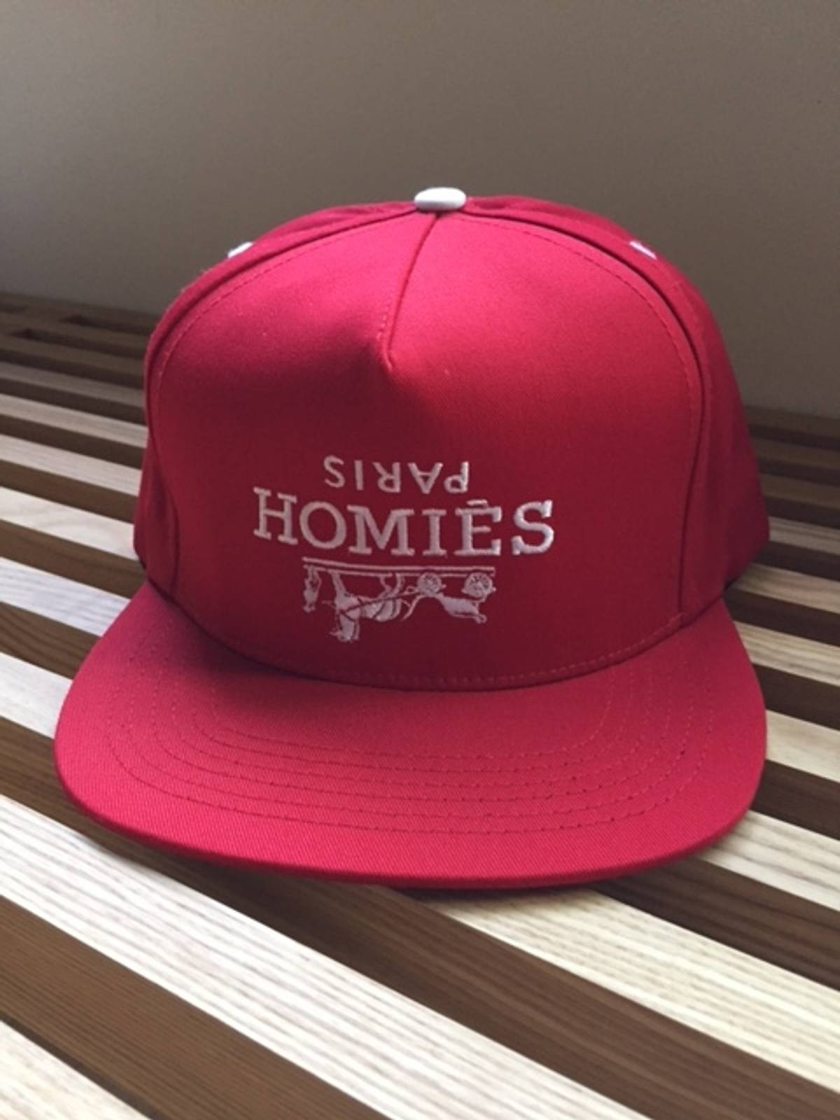 For The Homies  Homies  Hermes Paris Snapback Size one size - Hats ... 359879fb657