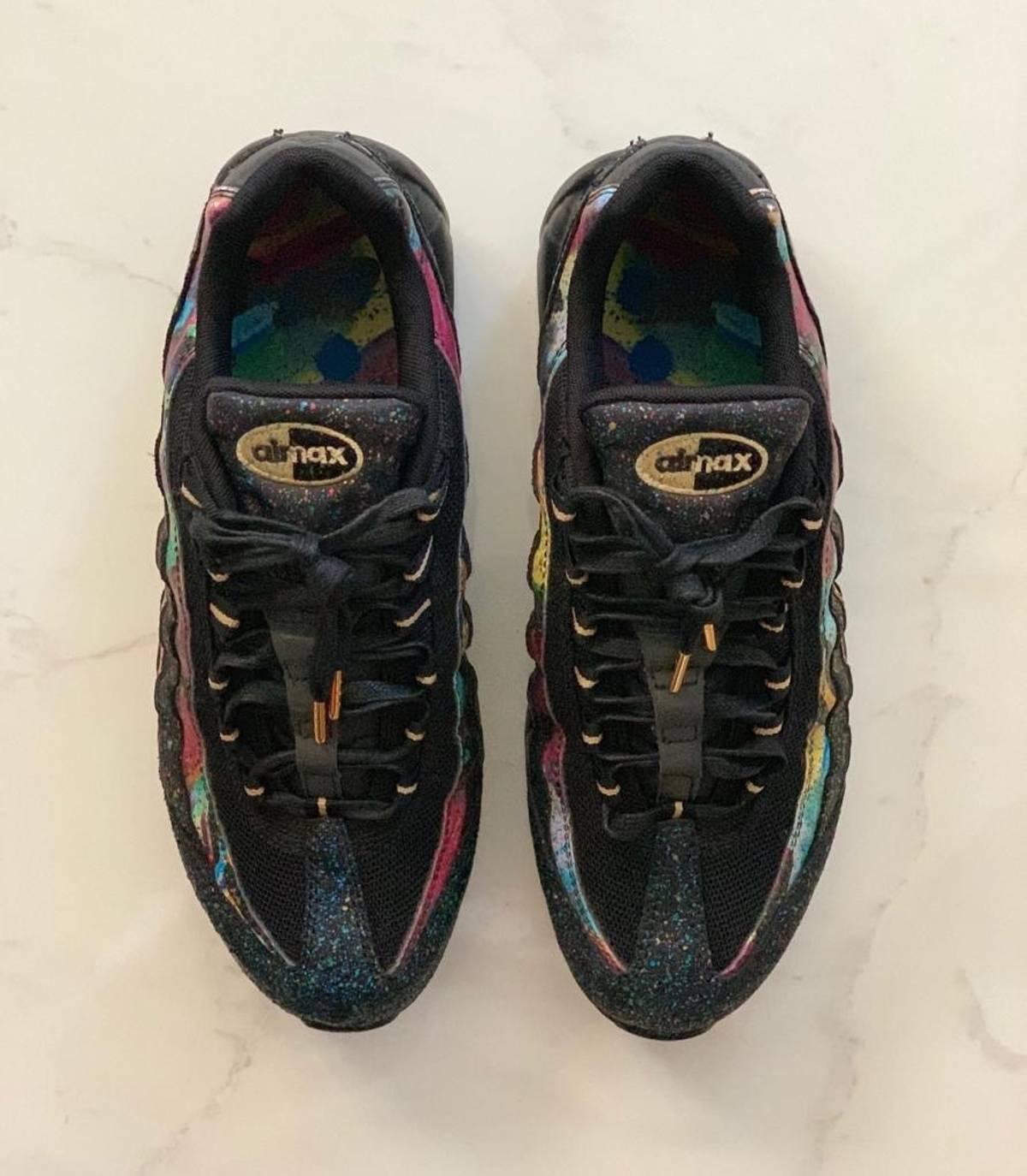 "new styles 699f7 bb8ad Nike Air Max 95 ""Caribana"" Size 9.5 $170"