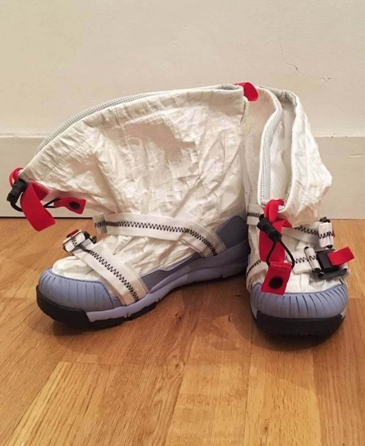 2fb021cb5 Nike × Tom Sachs ×. Tom Sachs Nike Craft Mars Yard Overshoe