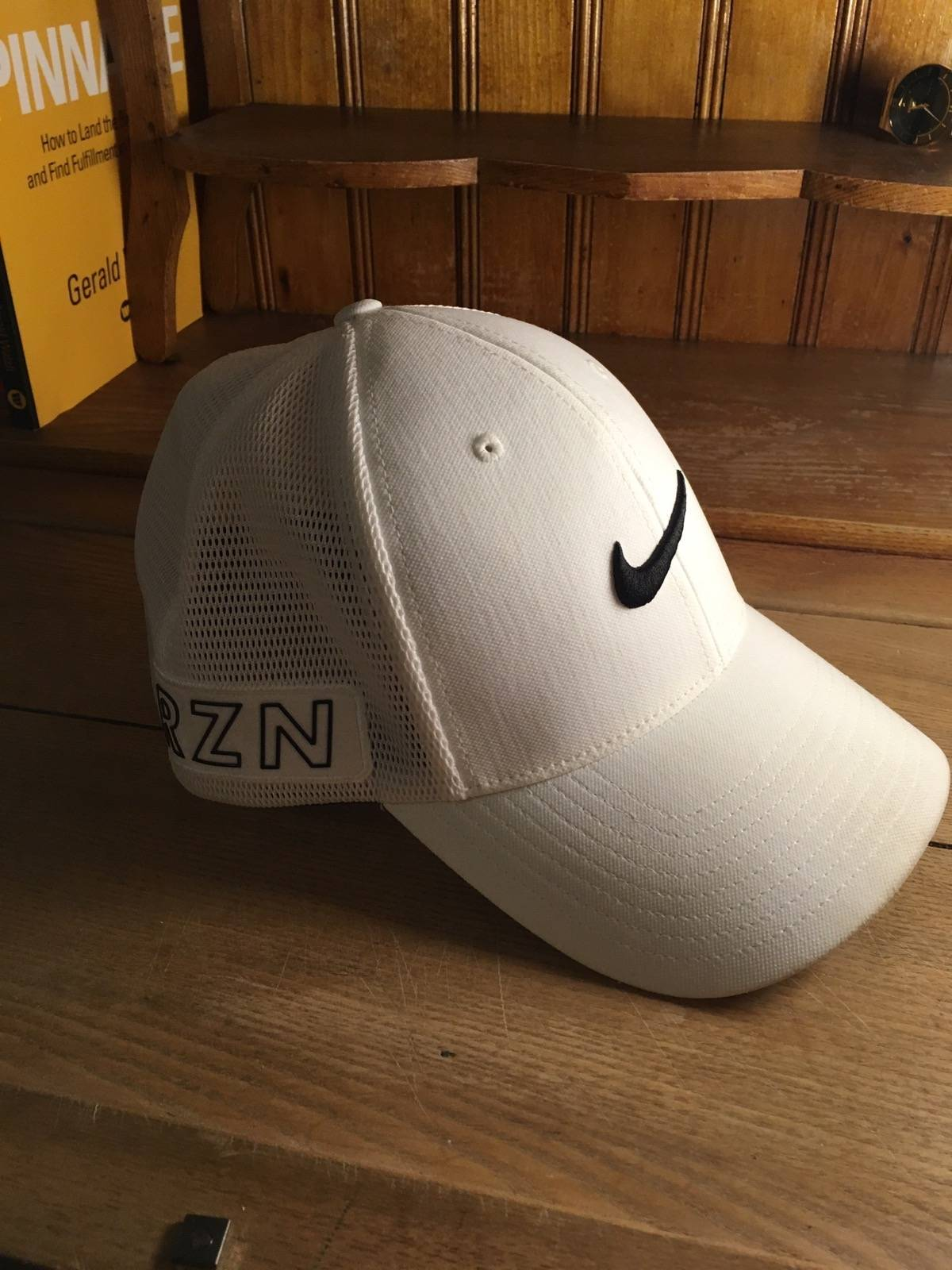 Nike Nike Golf Hat - RZN - VAPOR Size one size - Hats for Sale - Grailed 13595b72d808