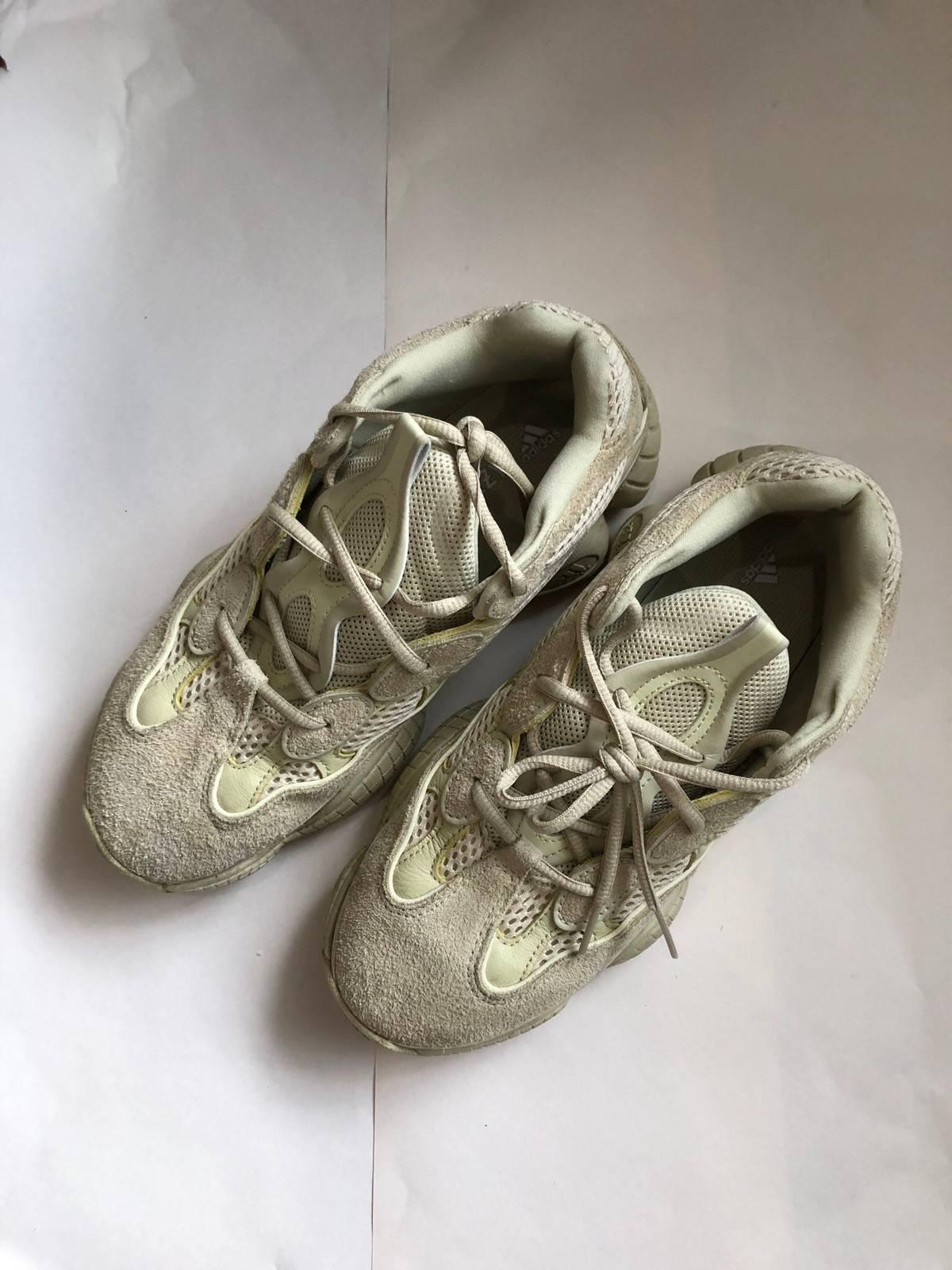 adc42e068 Adidas × Adidas Kanye West × Yeezy Boost ×. Adidas x Yeezy 500 SuperMoon  Yellow