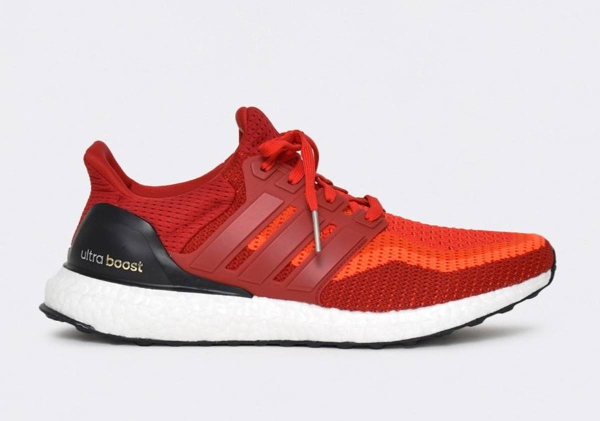 fb8293bfe7c14 Adidas ULTRA BOOST 2.0 RED GRADIENT Size 13 - Low-Top Sneakers for Sale -  Grailed