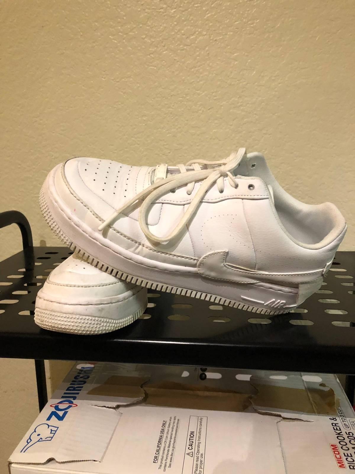 size 40 1d218 6e7cf Nike Nike Air Force 1 Jester Women's Size 10.5 Men's Size 9 Shoe Size 9 $54