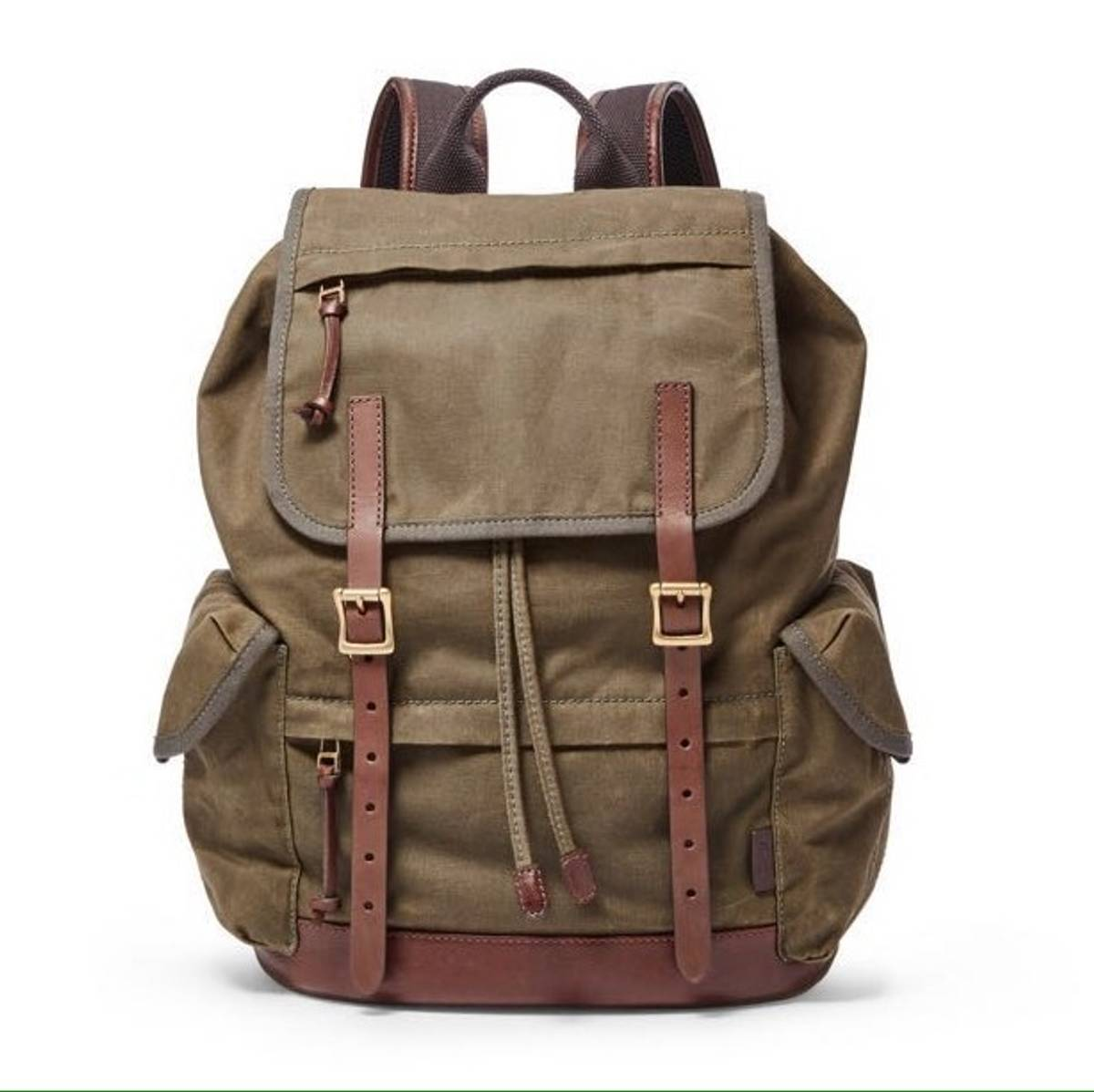 15c4827db6c0 Vintage Backpack Vintage Fossil Military Not Louis Vuitton Prada Size one  size - Bags   Luggage for Sale - Grailed