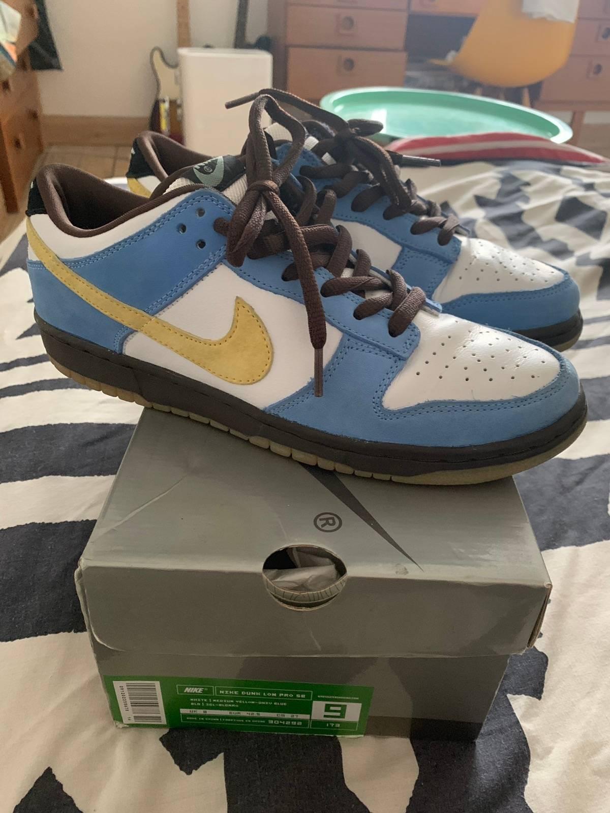 competitive price 3113b b7dcc Nike 2004 Nike Dunk Low Pro Sb Homer Size 9 $360