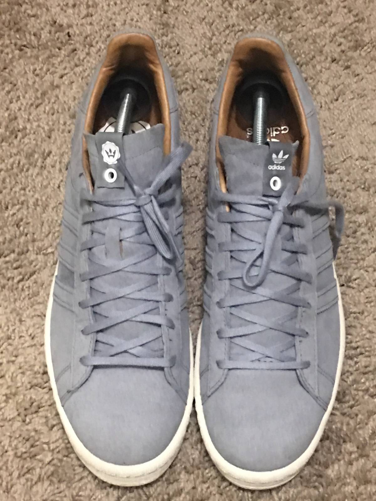 timeless design d8acb 4fcb8 ... Adidas Adidas Consortium x HighSnobiety Campus 80s B24113 Size 10.5 -  Low-Top Sneakers for ...