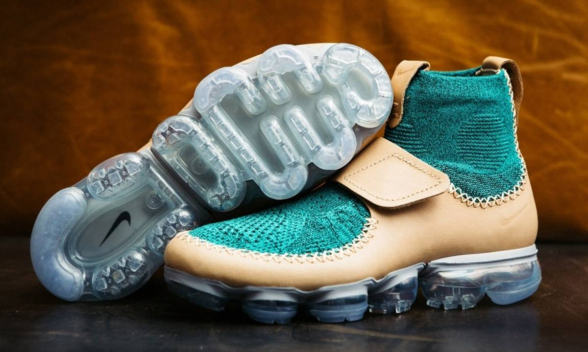 3a48233efed Nike NikeLab-Air-VaporMax-Mid-x-Marc-Newson Size 9 - Hi-Top Sneakers for  Sale - Grailed