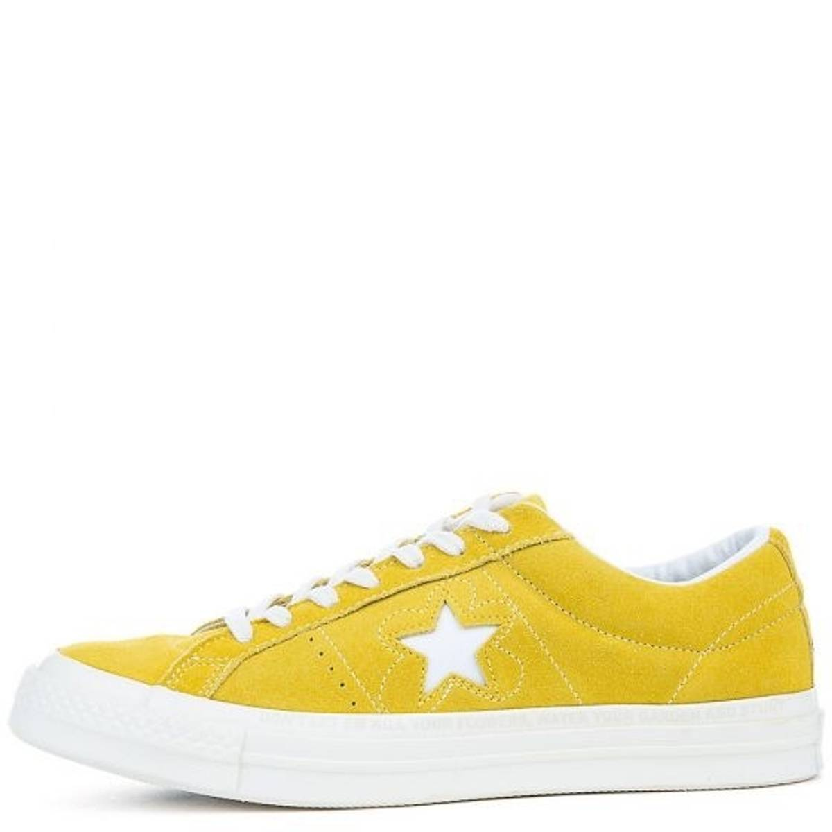 1b9da6f52deb9a Converse Converse One Star OX Tyler The Creator Golf Wang Sulphur 159435C  2017 Size 9.5 - Low-Top Sneakers for Sale - Grailed