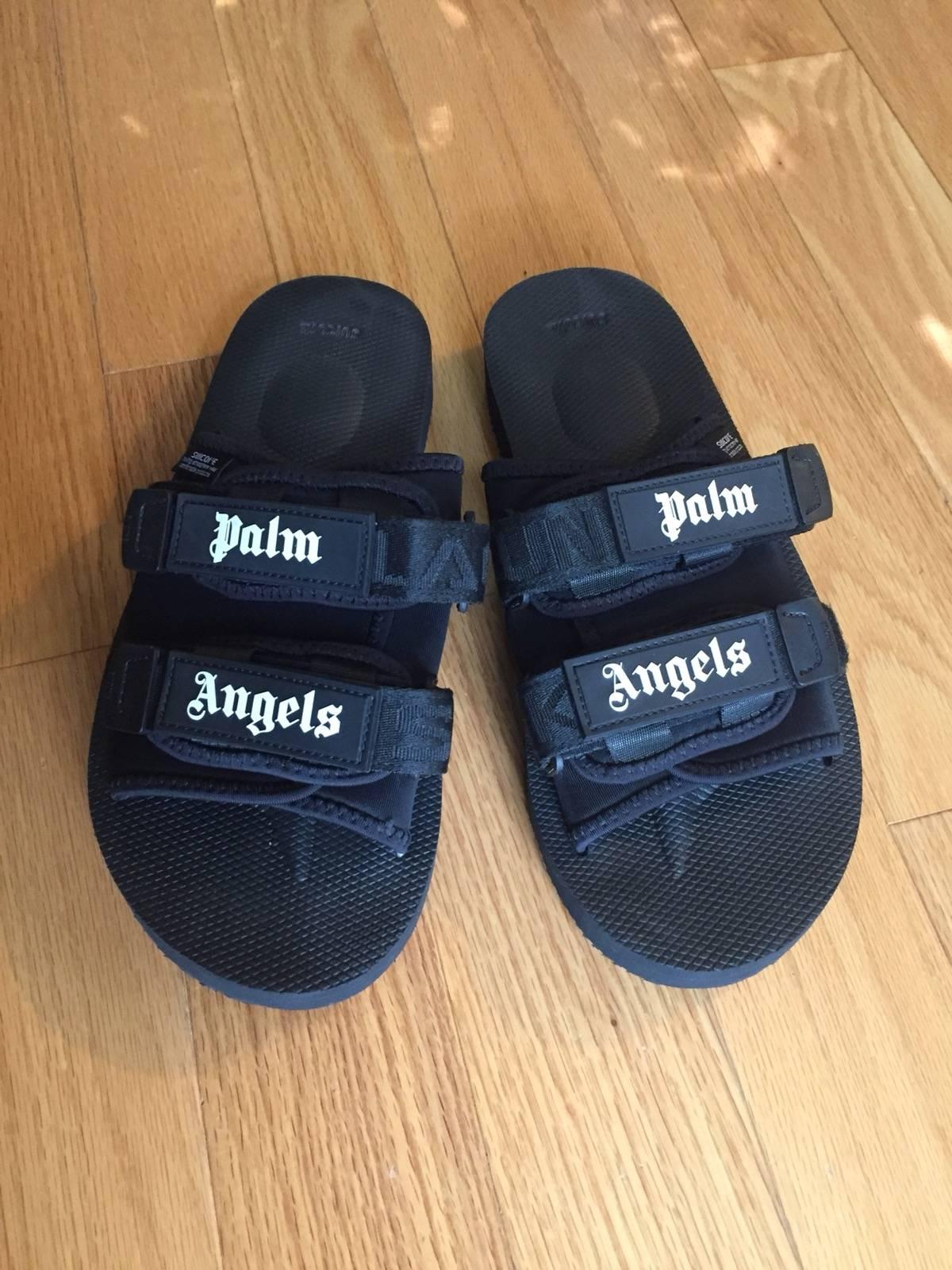 2f00b958cc98 Suicoke Palm Angels x Suicoke Moto Sandals Size 10 - Sandals for Sale -  Grailed