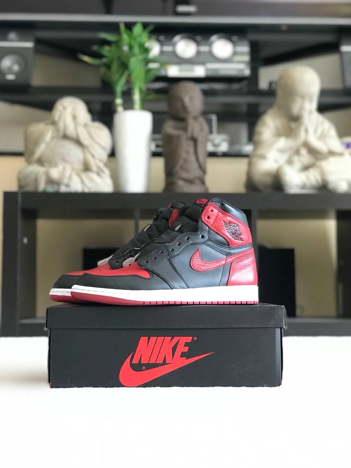 Jordan Brand Air Jordan 1 Retro High OG  Banned  Size 11.5 - Hi-Top ... fb21eeac0