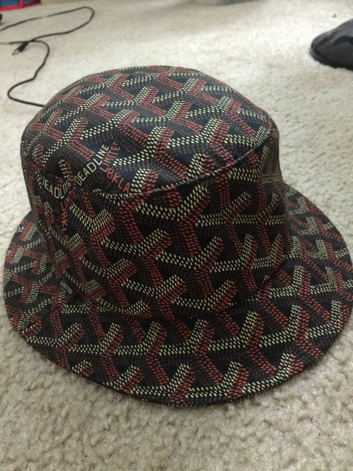 Deadline GoHard (Goyard) Bucket S M Size one size - Hats for Sale - Grailed ce55edd6a28