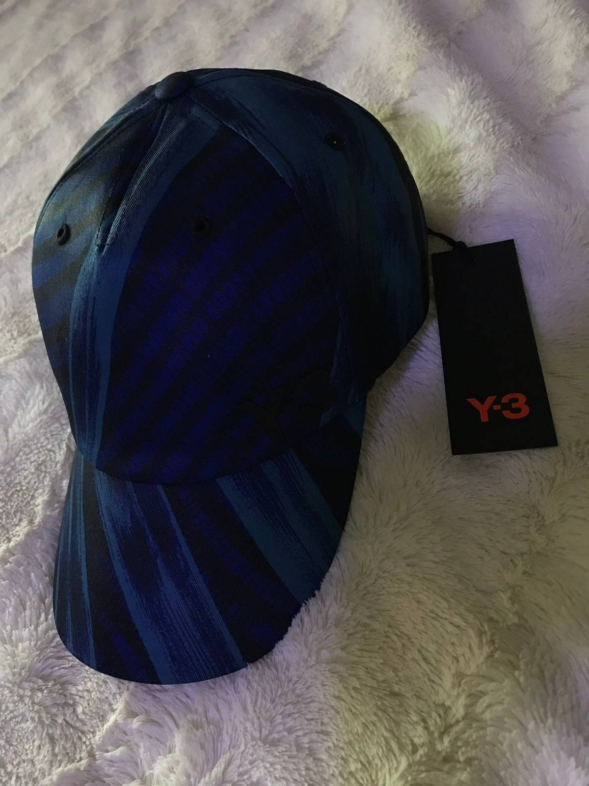 97234010c1a Y-3 New Lux Floral Hat Size one size - Hats for Sale - Grailed