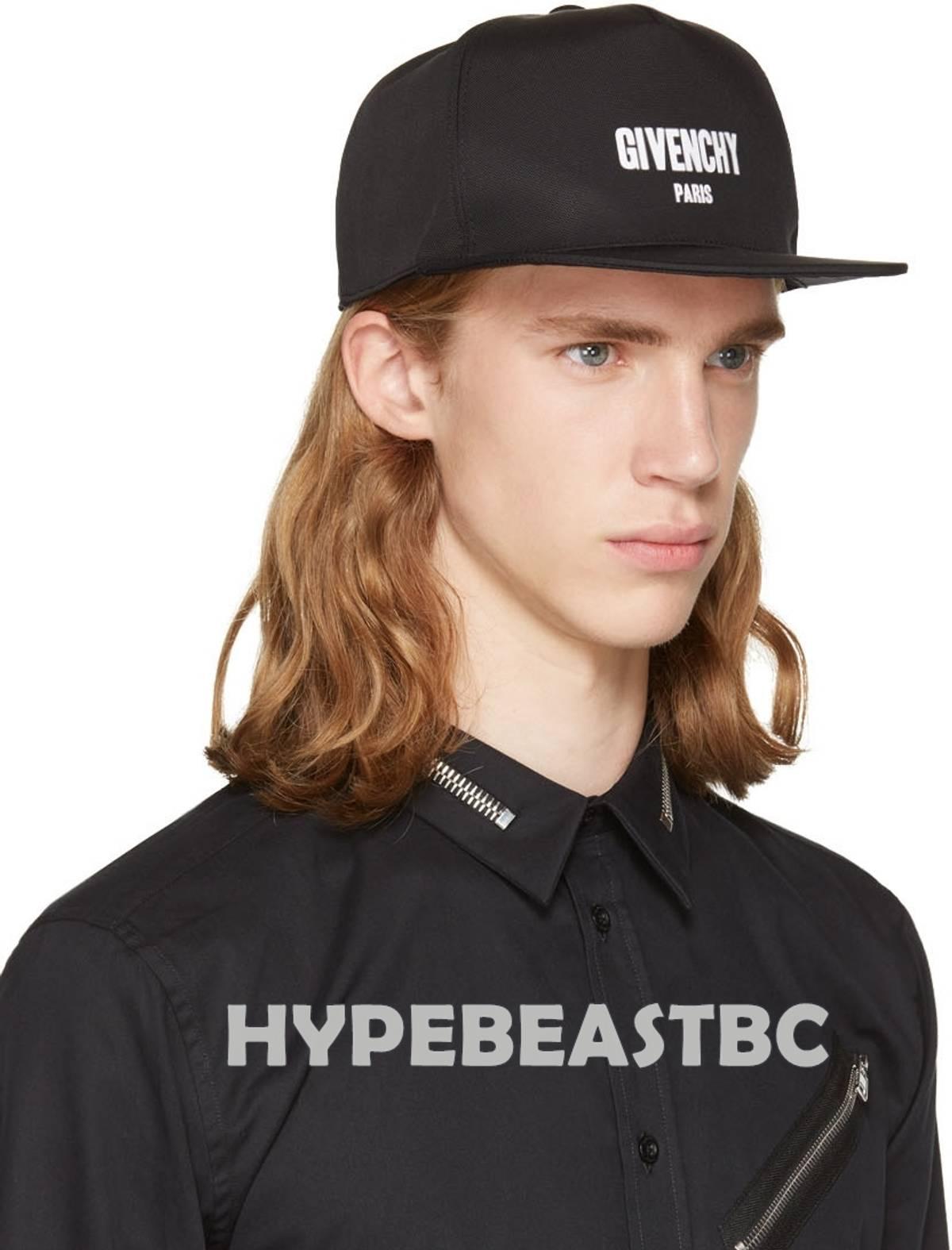 Givenchy Givenchy Logo Hat Cap 702eccf2e4b